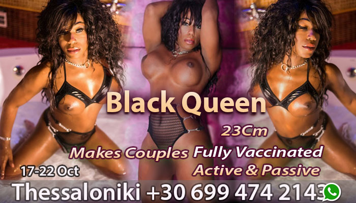 Shemale Black Queen