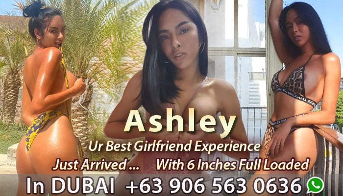 Shemale Classy Ashley