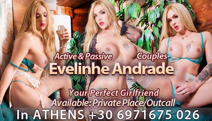 Transsexual Evelinhe Andrade