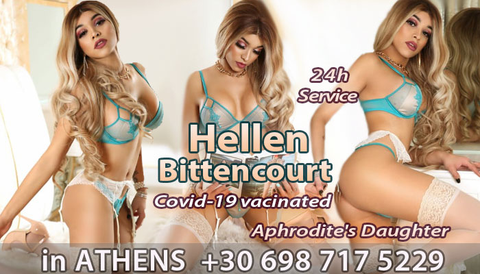 Transsexual Hellen Bittencourt