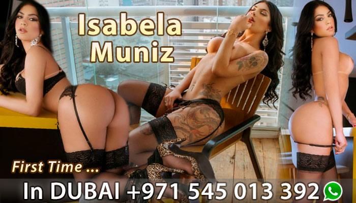 Shemale Isabela Muniz