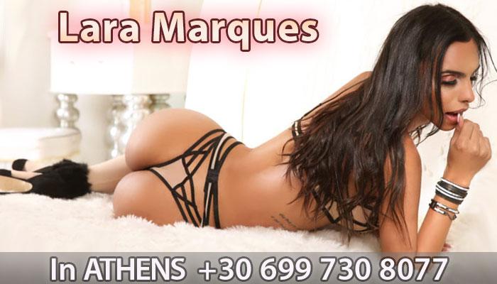 Transsexual Lara Marques
