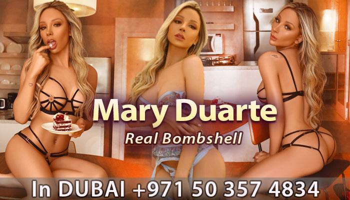 Shemale Mary Duarte