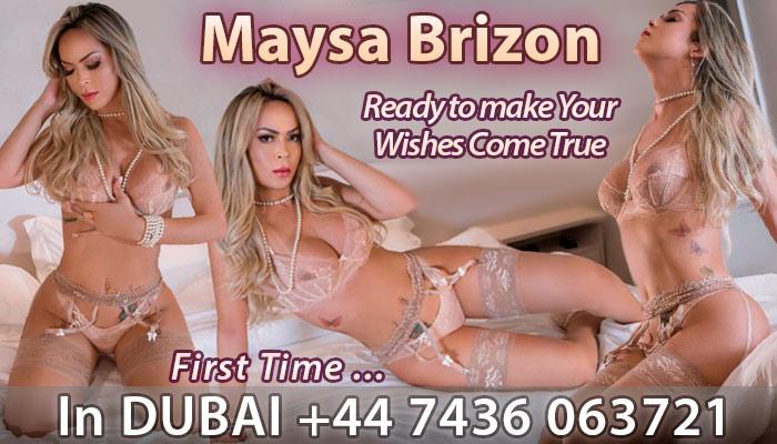 Shemale Maysa Brizon