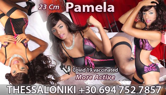 Transsexual Pamela