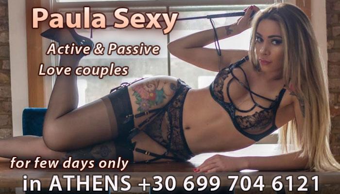 TS Paula Sexy
