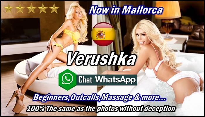 Transsexual Verushka