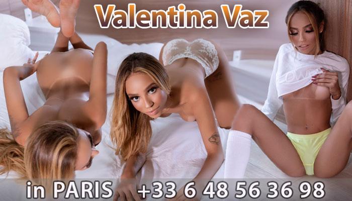 Shemale Valentina Vax