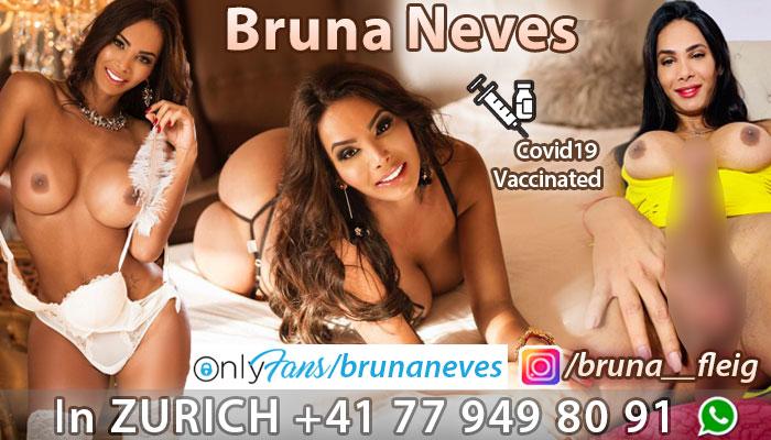 Shemale Bruna Neves