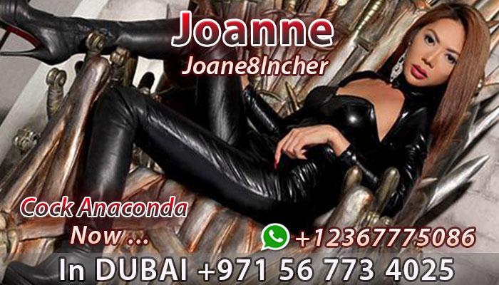 Ladyboy escort Joanne
