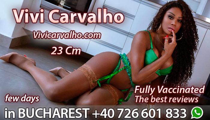 Transsexual Vivi23cm